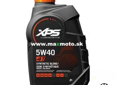 Motorový olej BRP XPS 5W40, 946ml