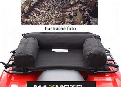 Box na štvorkolku ATV LOGIC Padded Rear Rack Pack Camo