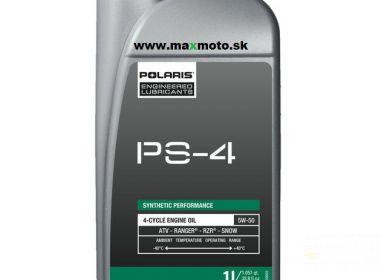 Olej POLARIS PS-4 Plus, 5W50, 2876244/ 502129/ 500862