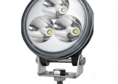 LED prídavné svetlo L0094 LED3x3W 600lm