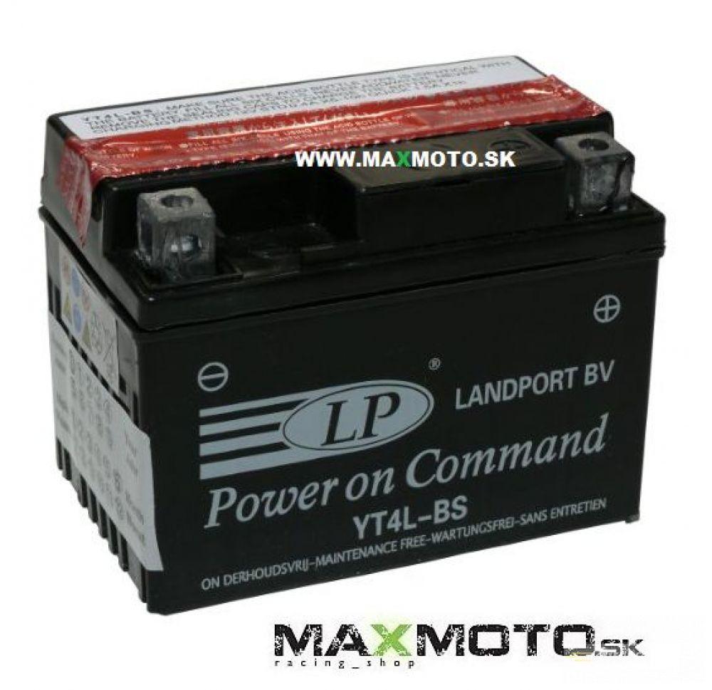 Batéria LP YT4L-BS 12V 3AH, 114x71x86