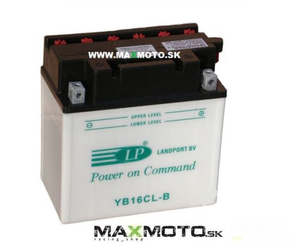 Batéria LP YB16CL-B 12V, 19AH, 175x100x175