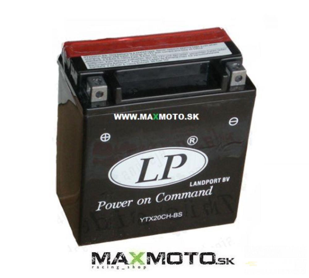 Batéria LP YTX20CH-BS, 12V, 18Ah, 150x87x161