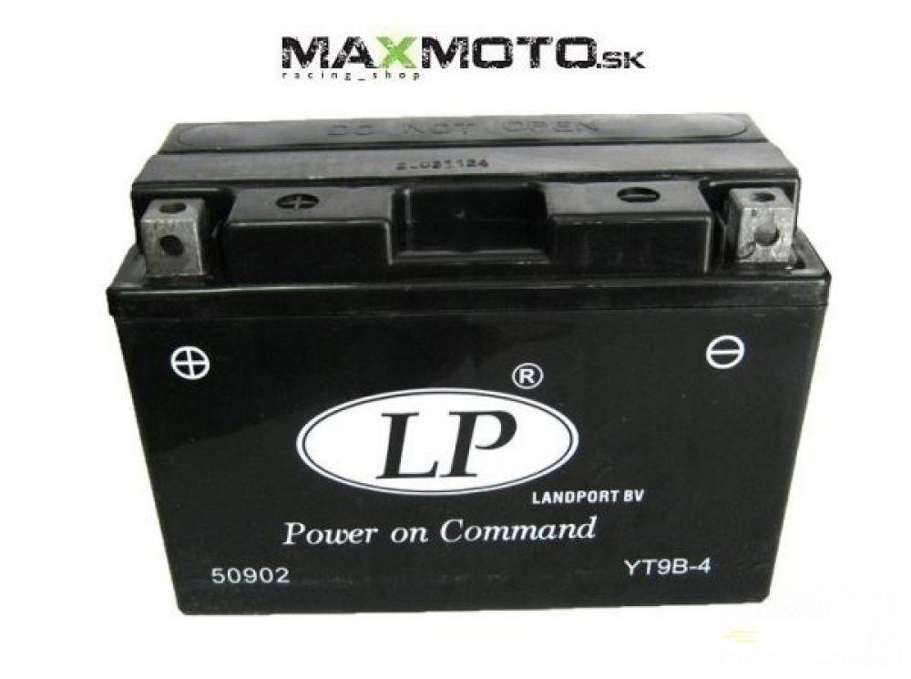 Batéria LP YT9B-4, 12V, 8Ah, 150x69x105