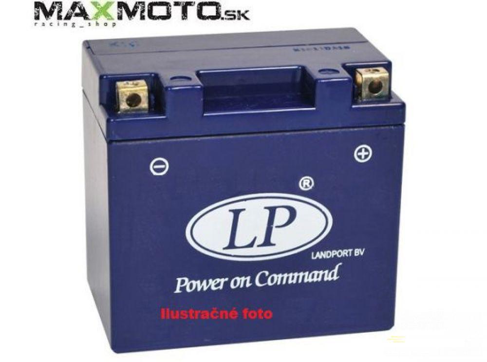 Batéria LP GT9B-4, 8Ah, 12V, 150x69x105mm