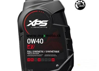 Motorový olej BRP XPS 0W40, 946ml