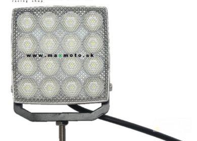 LED pracovné svetlo L0151, 16xLED, 48W, 110mm