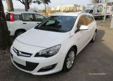 Opel Astra ST (combi) Cosmo 2014 1,7CDTi 81kW (110k), 151tkm