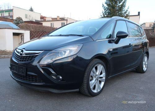Opel Zafira Tourer Cosmo CDTI 136k, 2015, I-Link, 7 sedadiel