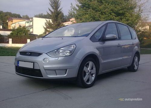 Ford S-Max TITANIUM X-Plus, AUTOMAT6, maximálna možná výbava