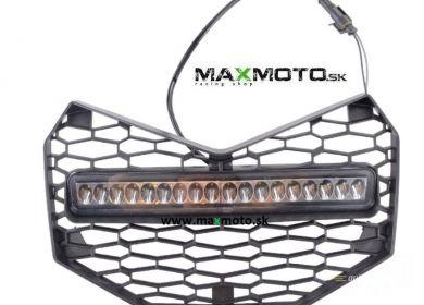 Predný grill/ maska s LED svetlom pre CAN-AM MAVERICK X3, 705010443, 703501021, 705012694