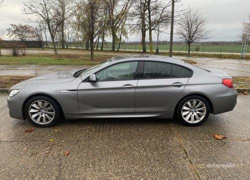 BMW grancoupe 640dx