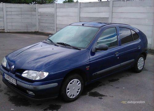 Ponúkam na predaj Renault Megane r.v.1997