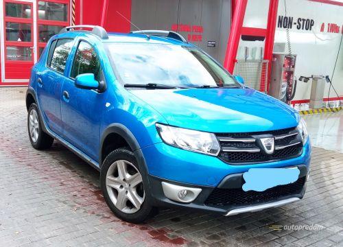 Dacia Sandero Tce, 66 Kw, 90 Hp, AUTOMAT