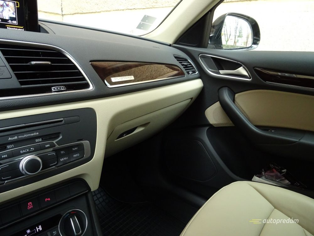 Predám Audi Q3 Design, TDI quattro