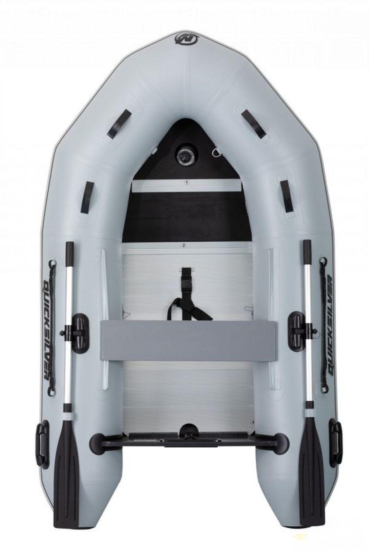 QUICKSILVER 250 SPORT nafukovací čln s hliníkovou podlahou