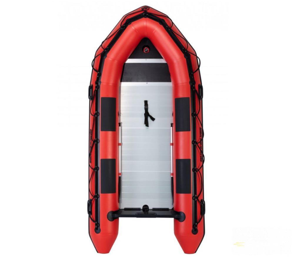 QUICKSILVER 420 SPORT HD nafukovací čln s hliníkovou podlahou